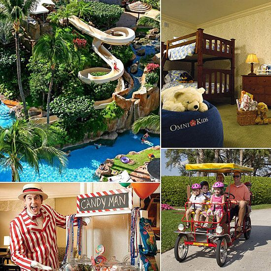 7 hotel chains that are great for families - I wouldn't mind staying at any of these!