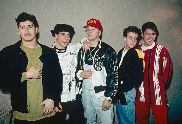 New Kids On The Block S Instagram Post I Think I M Getting Back Into Making Wallpapers But Of Course For Thi New Kids On The Block New Kids Joey Mcintyre