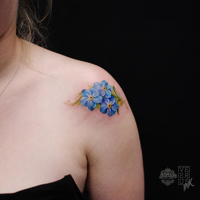 39 best forget me not tattoos for girls images on for Tattoos for me