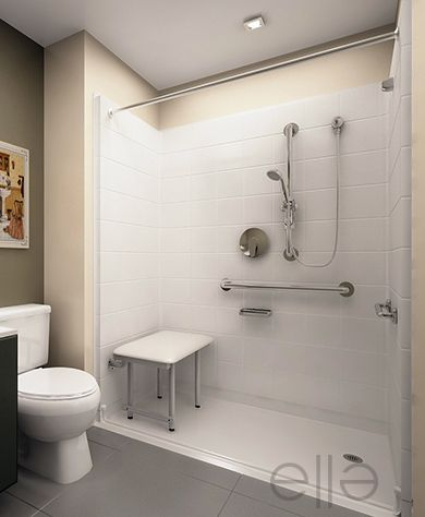 ada shower stalls fiberglass handicap showers stall compliant dimensions requirements