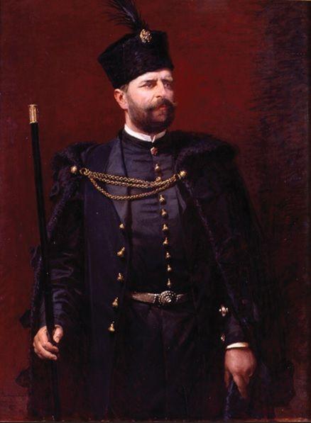Andrzej Potocki  1903