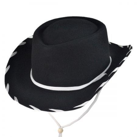 Jaxon Hats Kids Cowboy Hat. For the little cowboy in your life.