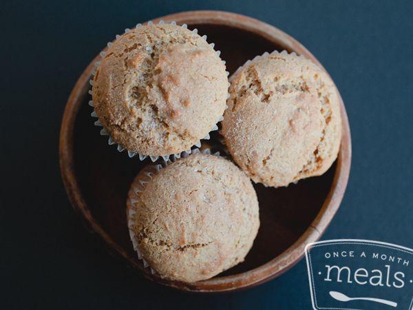 Cinnamon Toast Muffins