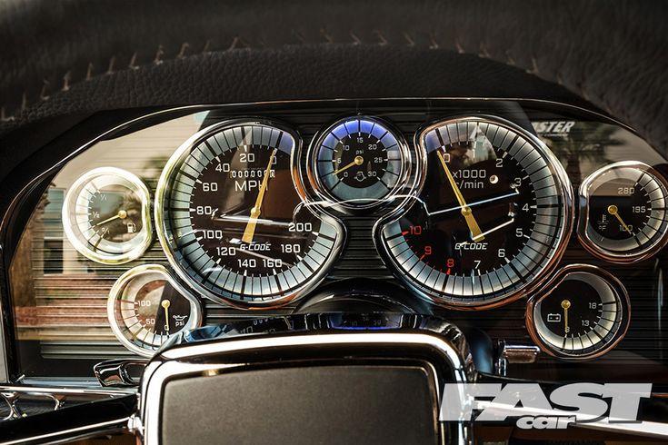 Ringbrothers G-Code Chevy Camaro