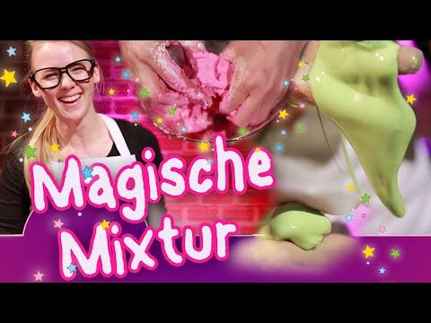 Bibi Blocksberg - glibbrige magische Mixtur - unsere IDEE DES MONATS - YouTube