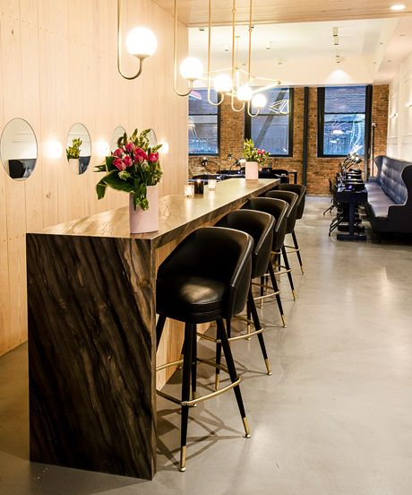 25 best ideas about salon waiting area on pinterest for 24 hour nail salon queens ny