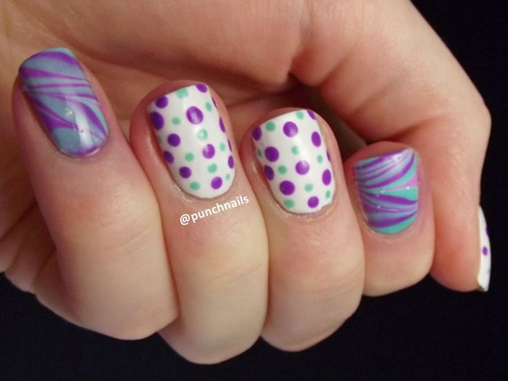 Watermarble and Dots