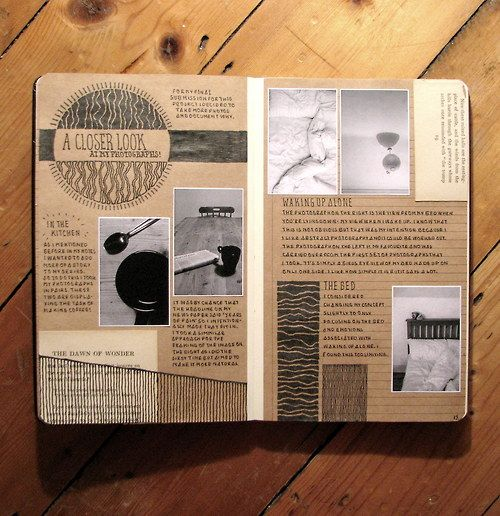 Moleskine 03, #006 by Rebecca Blair