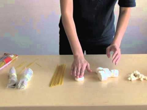 Earthquakes & Engineering Lesson 3: Spaghetti Tower Challenge - YouTube