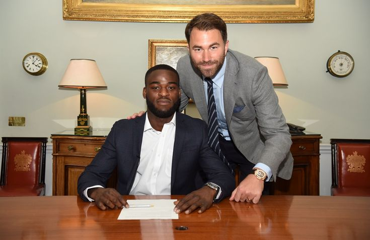http://realcombatmedia.com/2017/06/real-combat-media-uk-joshua-buatsi-pens-promotional-deal-matchroom-boxing/Follow   BUATSI PENS PROMOTIONAL DEAL WITH MATCHROOM BOXING   Rio medallist makes pro debut on July 1 at The O2   London, UK– Team GB Olympic medallist Joshua Buatsi has signed a promotional deal with Matchroom Boxing and will make his professional debut at The O2 in London on July 1, live on Sky …