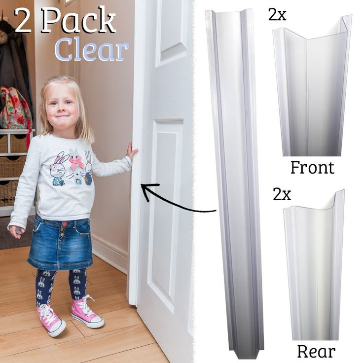 Cardea child safety door finger pinch guard hinge