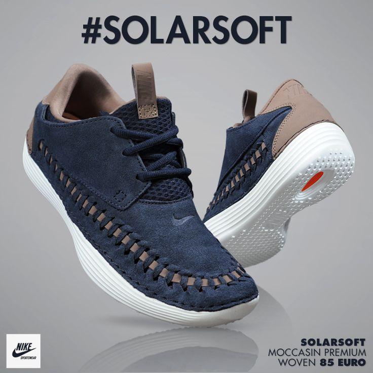 Nike Solarsoft Moccasin