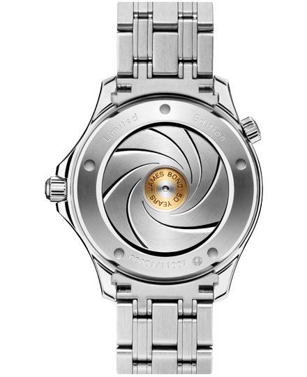 Omega James Bond 50th Anniversary