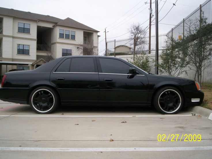 Check Out Customized Blaqmass S 2000 Cadillac Deville Dts