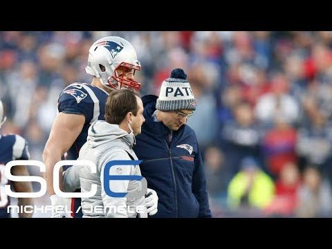 #news#WorldNewsESPN News : Rob Gronkowski listed with concussion on Patriots' injury report ahead of Super Bowl | SC6 | ESPN