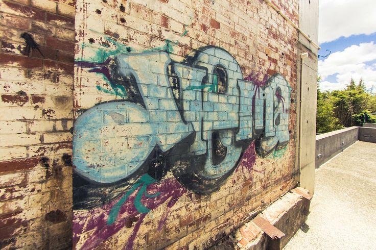 Graffiti - Brisbane Powerhouse - New Farm, Brisbane, Australia - Zac Harney Photography