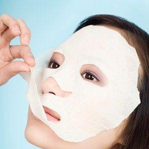 As máscaras faciais em tecido são ainda subvalorizadas por muitas mulheres , mas são um verdade...