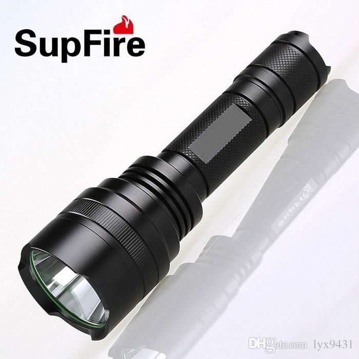 Waterproof Rechargeable LED Flashlight CREE T6 High Quality Super Bright 1100 Lumens 5 Modes Outdoor Sports Daily Using Torch High Power NEW