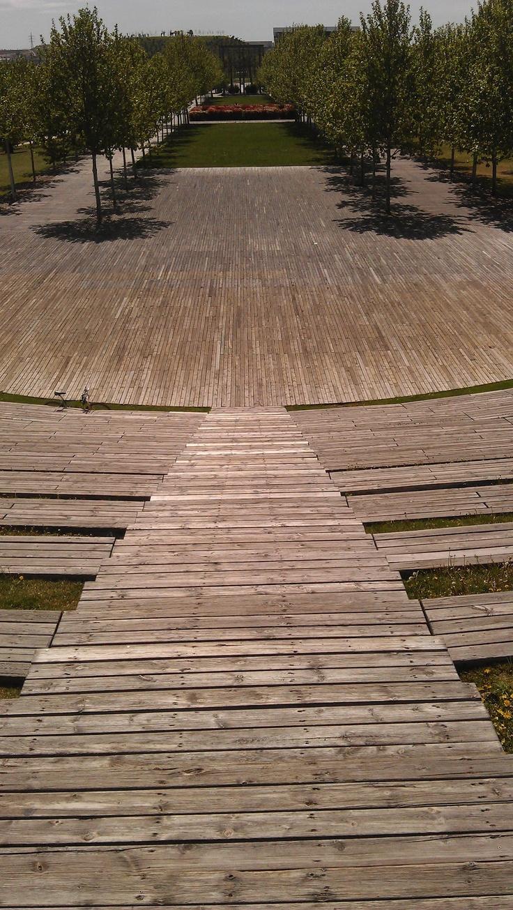 Parque del Manzanares, Madrid