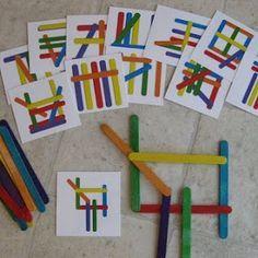 MaTe+TICas y ArTe: Juguetes matemáticos con materiales de reciclado