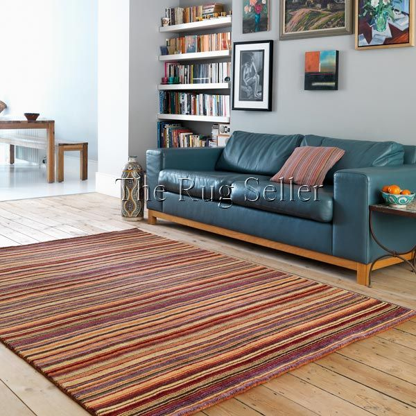 Joseph rugs in spice