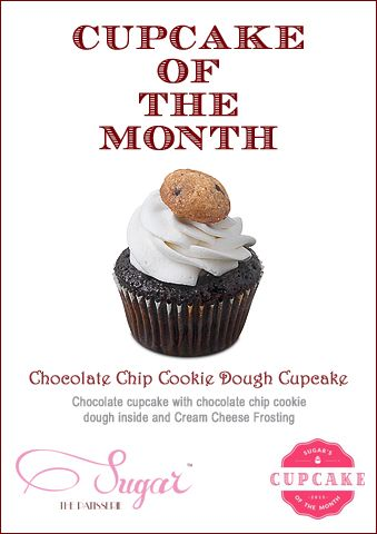 Our Chocolate Chip Cookie Dough Cupcake is only available for two more weeks! Have you tried it yet?! #sugarthepatisserie #cupcakeofthemonth #mumbaifoodie #instafood #dessert #love #cupcake #latenightreats #chocolatechipcookiedough #chocolate #September #limitedtime