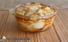 A legjobb Krémes francia rakott burgonya recept fotóval egyenesen a Receptneked.hu gyűjteményéből. Küldte: Szabó Ramóna