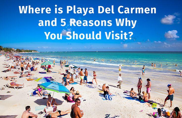 Where is Playa Del Carmen and 5 Reasons why you should visit?  goo.gl/3hWvUp  #fishingPlayadelCarmen #PlayadelCarmenfishing #yachts #yachtcharters #boatcharters #luxurycharters #luxuryyachtcharter #charters