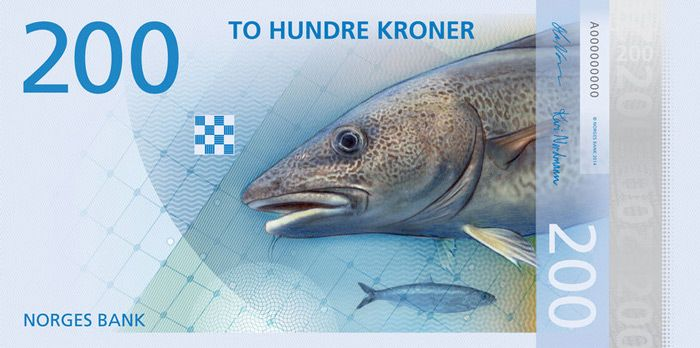 Proposal for Norway's new banknotes. Just beautiful!