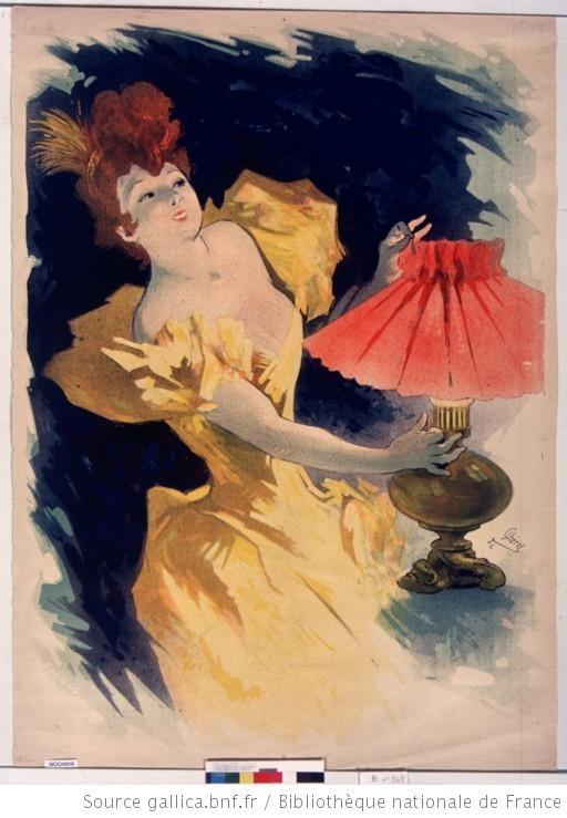 [Saxoléïne] : [affiche avant la lettre] / [Jules Chéret] - 1894