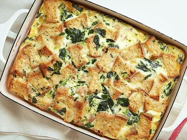 Breakfast Casserole: Food Network, Casseroles Recipes, Breakfast Casseroles, Healthy Breakfast, Network Kitchens, Casserole Recipes, Turkey Sausages, Sausages Breakfast, Breakfast Brunch