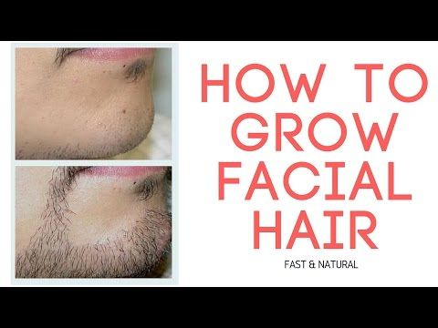 How to Grow Facial Hair Fast The Idle Man