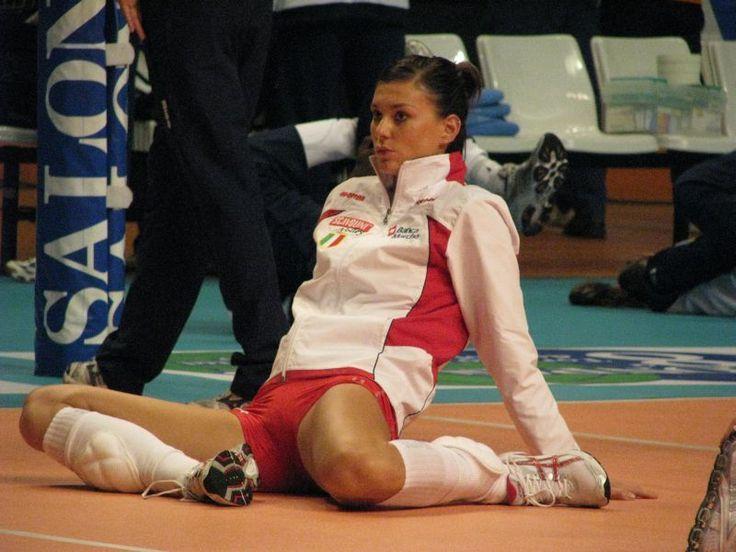 Katarzyna Ewa Skowrońska-Dolata, polish volleyball player