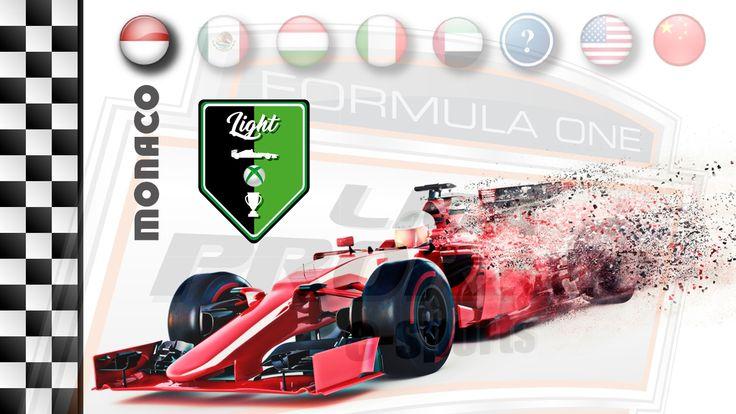 AO VIVO - GP DE MONACO - F1 2016 - CAT. XBOX ONE- LIGA PRORACE E_SPORTS ...