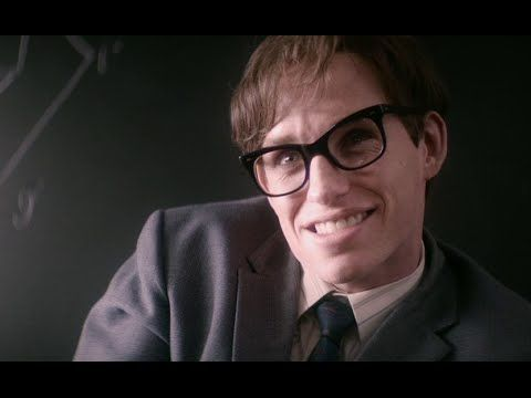 The Theory of Everything Official Trailer (2014) Stephen Hawking Movie HD - YouTube  #Film #Stephen_Hawking