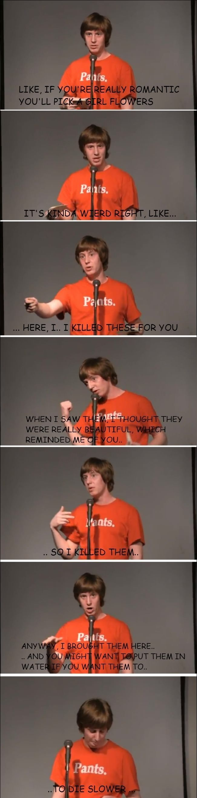 Never giving flowers to girls // funny pictures - funny photos - funny images - funny pics - funny quotes - #lol #humor #funnypictures