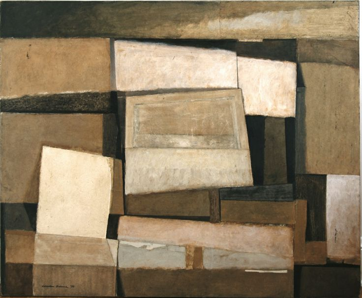 Clinton Adams - Quarry II | From a unique collection of abstract paintings at…