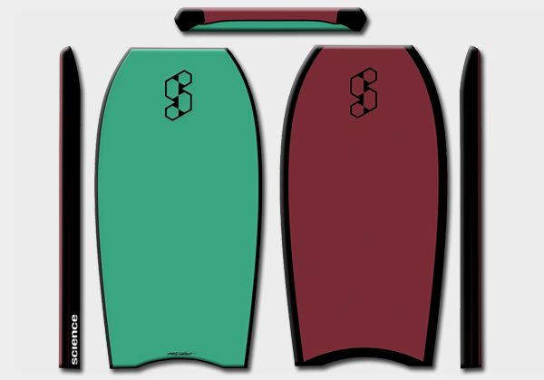 Hybrid - Science Bodyboards #Bodyboarding #ScienceBodyboards