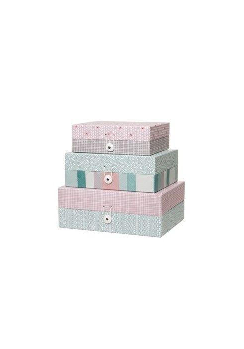 Set cajas Aztec