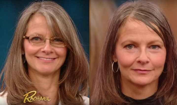 Se passi lacqua delle bucce di patate bollite sui capelli grigi di questa donna e ottie Uomini donne giovani anziani  tutti hanno almeno una cosa in comune: la paura di diventare con I capelli grigi
