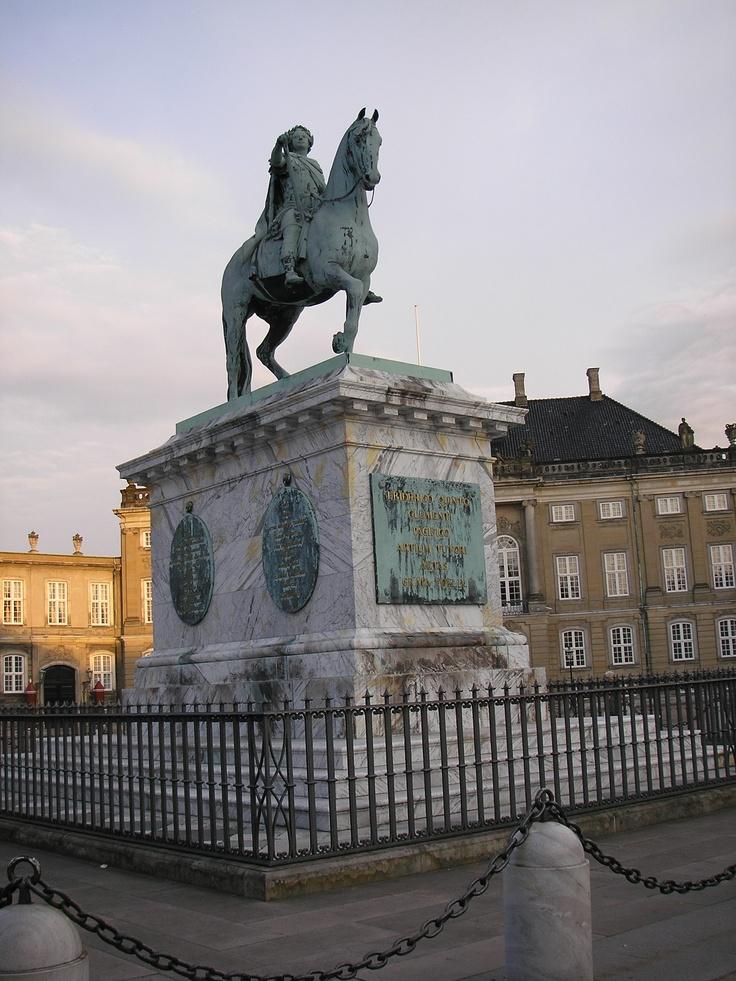 Amalienborg, Kopenhagen