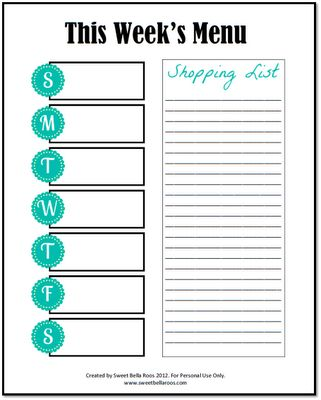 Best 25+ Grocery list templates ideas on Pinterest Recipe and - grocery list word