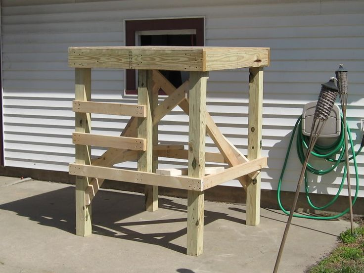deer stand plans | Primos Cabin Chat > Homeade Deer Stand Plans