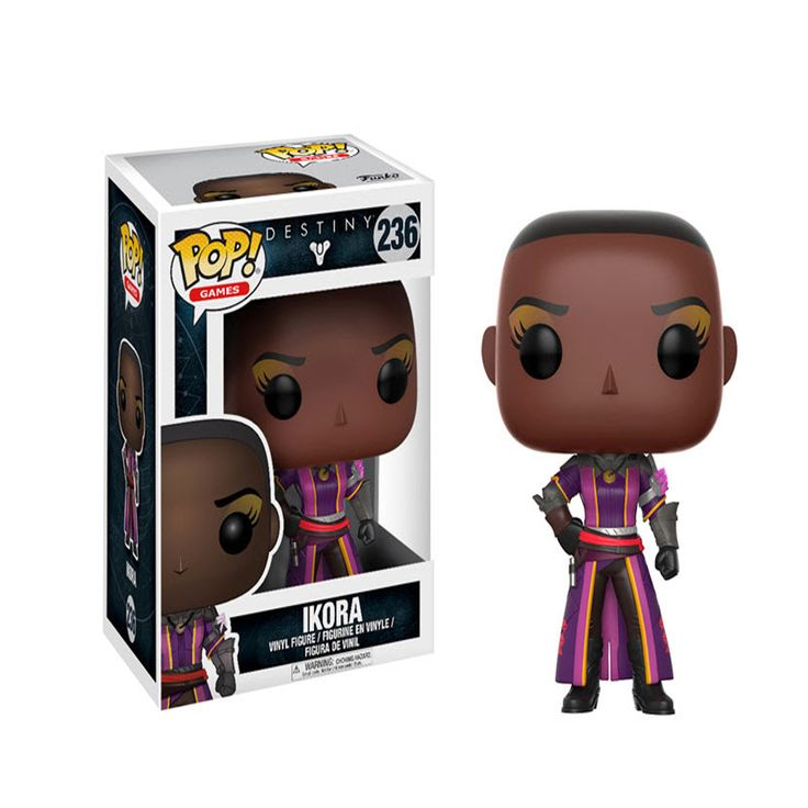 Destiny IKORA POP! Vinyl Figure - (Pre-order Ships in September)