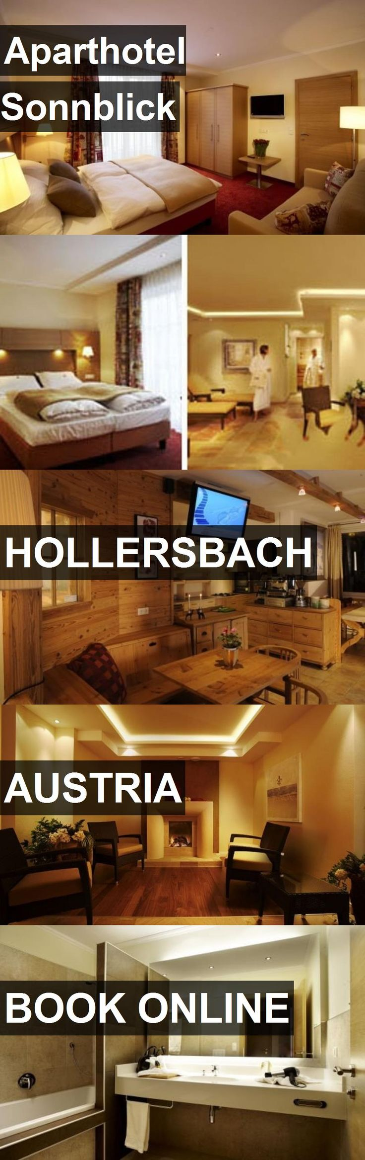 Aparthotel Sonnblick in Hollersbach, Austria. For more information, photos, reviews and best prices please follow the link. #Austria #Hollersbach #travel #vacation #hotel