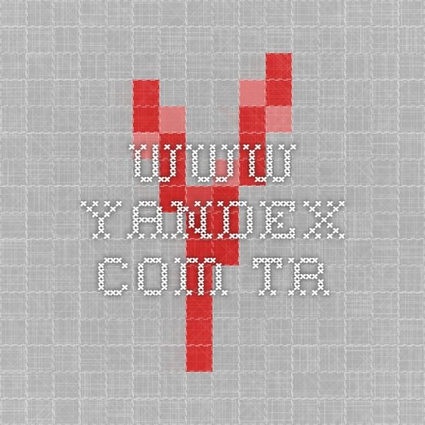 www.yandex.com.tr