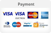 See the payment methods »