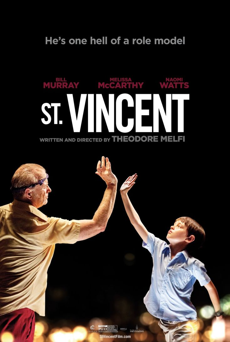 """St. Vincent"" (2014) Bill Murray Great!  laugh and cry!"