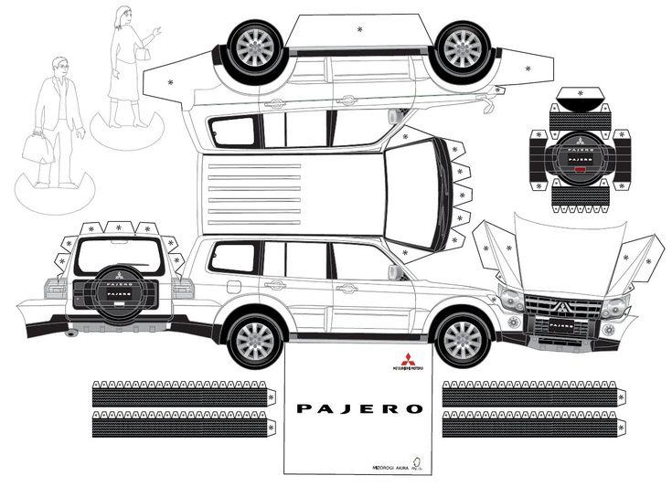 O Mitsubishi Pajero  é objeto de desejo de muitos consumidores ávidos por off-road  e até mesmo pelos que gostam de andar com jipões nas gra...