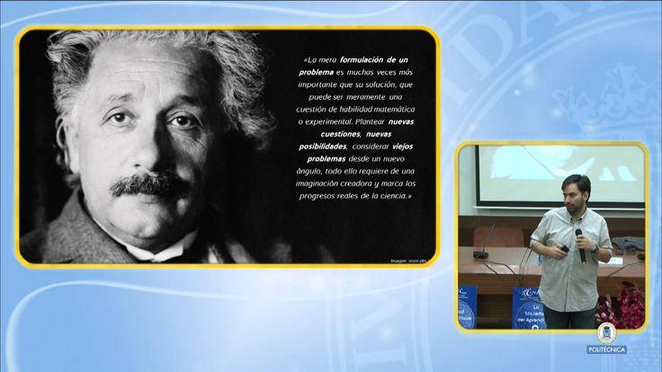 """Seminario """"Utilización del Método Científico en Proyectos y Experiencias de Innovación Educativa"""". Ángel Hernández. Universidad Politécnica de Madrid. Vídeo ..."""